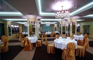 Ресторан Чайка, гостиница волна